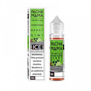 Líquido PachaMama - The Mint Leaf Honeydew Berry Kiwi Ice