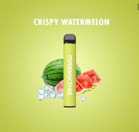 Pod descartável Maskking High GT- Grispy Watermelon
