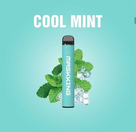 Pod descartável Maskking High GT- Cool Mint