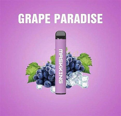 Pod descartável Maskking High GT - 500 Puffs - Grape Paradise