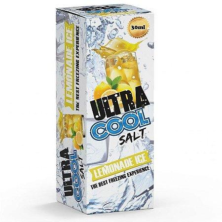 Líquido Ultra Cool Salt - Lemon Ice