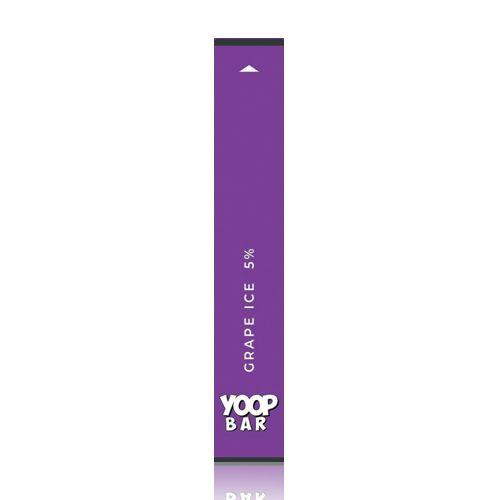 Pod descartável Yoop Bar - Grape Ice