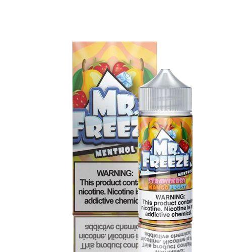 Líquido Mr. Freeze Salt - Strawberry Mango Frost