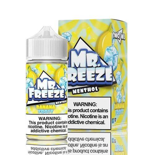 Líquido Mr. Freeze - Banana Frost