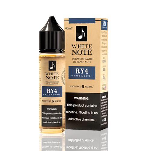 Líquido Black Note - White Note - RY4