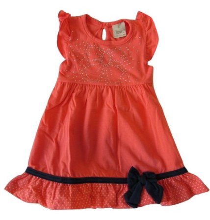 Vestido Bebe Feminino Angero G
