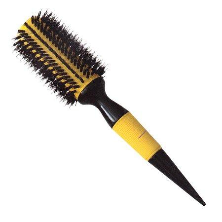 Escova de cabelo Profissional Térmica Base Cerâmica Média Ref 861