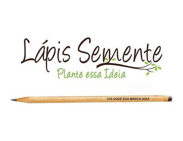 Lápis Semente - Kit com 250 peças -  a partir de R$ 3,50 cada (à vista)