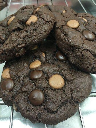 Cookie de chocolate com gotas de chocolate | 4 unidades