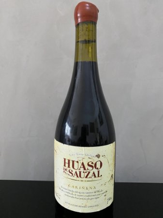 Huaso de Sauzal - Cariñena 2014