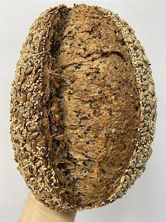 Sourdough multigrãos | Vegano