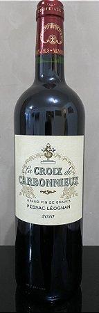Château Carbonnieux - La Croix de Carbonnieux 2010