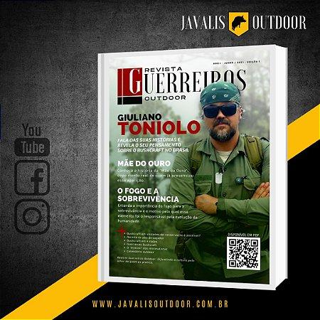 Revista Guerreiros Outdoor - Edição 1 - Junho / 2021