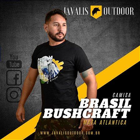 Camisa Brasil Bushcraft - Cerrado
