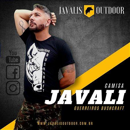 Camisa Javali - Guerreiros Bushcraft