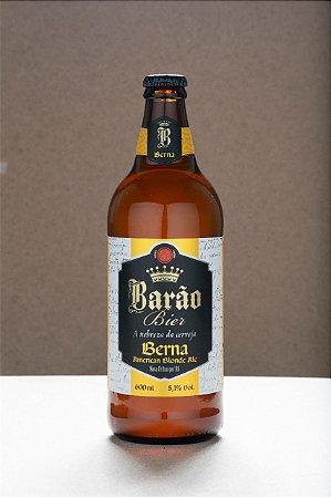 BERNA - AMERICAN BLONDE ALE - 600 ml