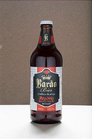 ARGÓVIA - AMERICAN RED ALE - 600 ml