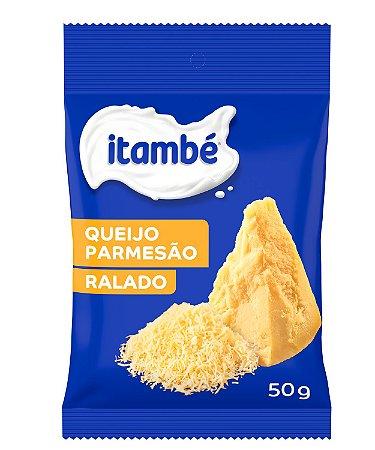 QUEIJO PARMESÃO RALADO ITAMBÉ 50GR