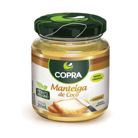MANTEIGA COCO COPRA 200G