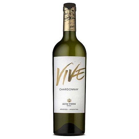 VINHO ARGENTINO ALTA VISTA VIVE CLASSIC CHARDONNAY BR 750ML
