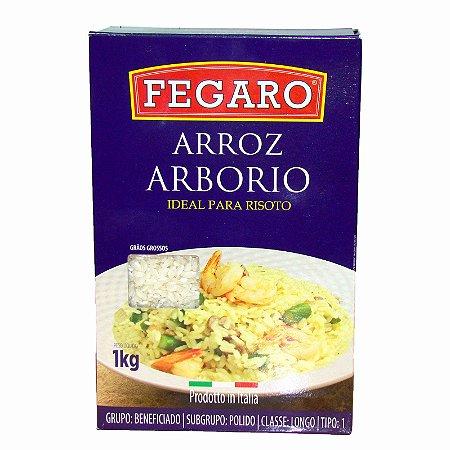 ARROZ ARBORIO FEGARO 1KG