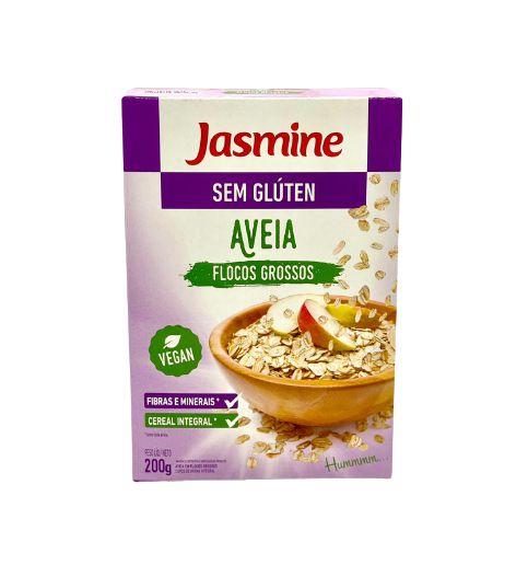 AVEIA FLOCOS GROSSOS JASMINE 200G