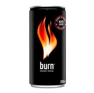 ENERGÉTICO BURN ENERGY DRINK 260ML