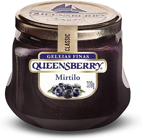 GELEIA QUEENSBERRY CLASSIC MIRTILLO 320G