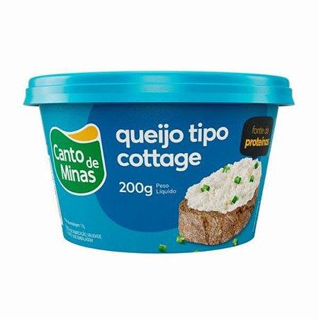 Queijo Cottage Canto de Minas - 200g