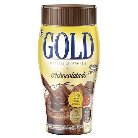 ACHOCOLATADO DIET GOLD 210G