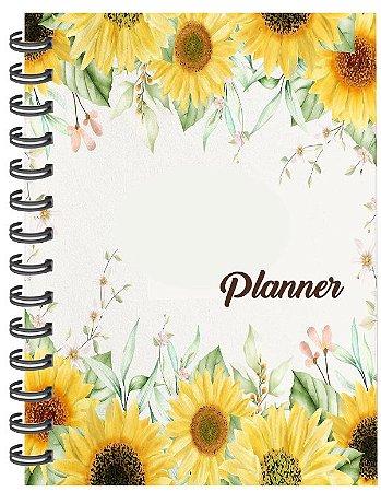 Planner Permanente Girassois