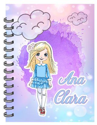 Caderno Anime 5