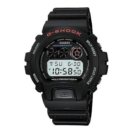 RELOGIO DE PULSO CASIO G-SHOCK DIGITAL  DW-6900-1V
