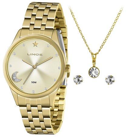 Relógio Pulso Lince LRGJ128LKY94CX