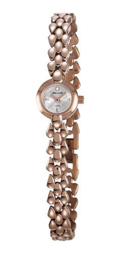 Relógios Seculus Feminino Redondo Prata 20259lpsvra2