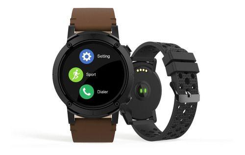 Relógios Seculus Masculino Redondo Smart 79004g0svnv2