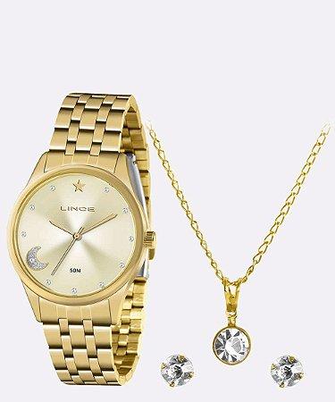 Relógio Feminino Lince LRGJ128L KY94C1K