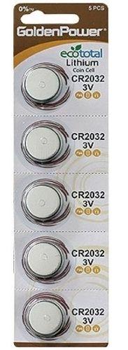 Bateria Lítio para controle - cartela com 5 unidades