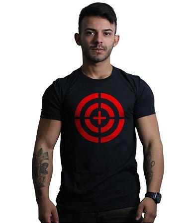 Camiseta oatirador.com Preta