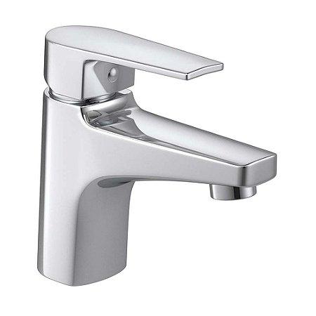 Misturador monocomando de mesa bica baixa para lavatório Level 2875.C26 Deca