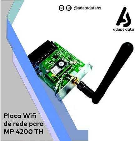 Placa de Rede Wifi para MP 4200 TH