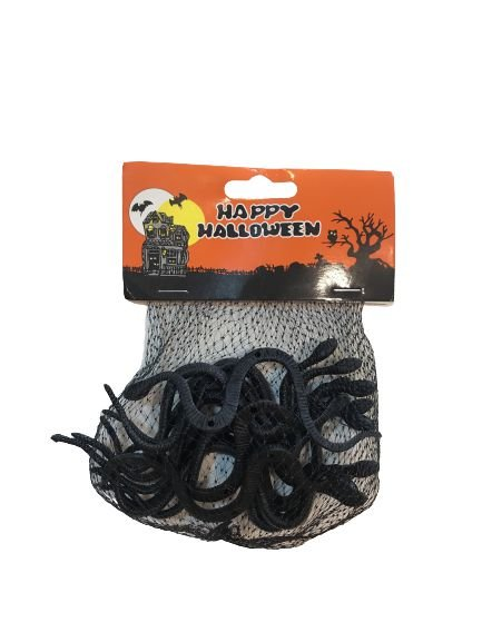 Kit Halloween Mini Cobra Artificial