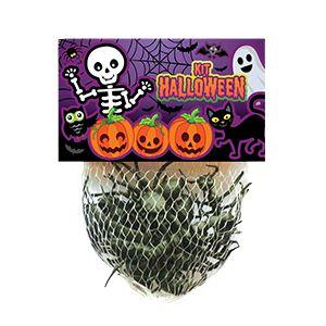 Kit Halloween Insetos Diversos Artificial