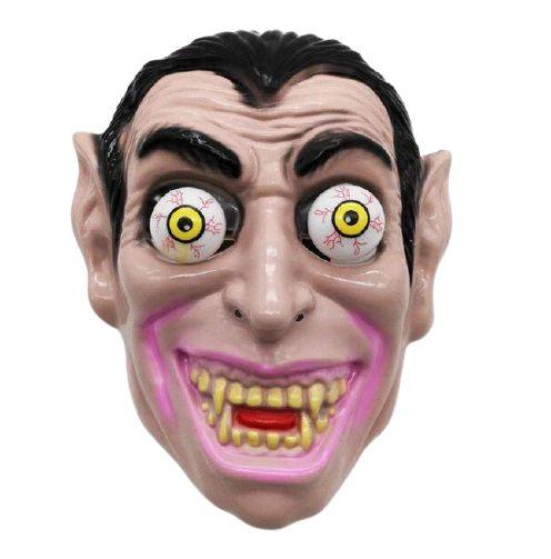 Máscaras Diversas Mexe os Olhos Halloween