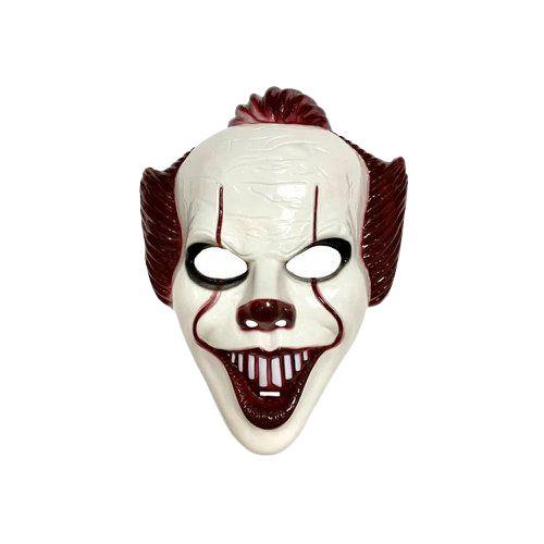 Máscara Palhaço IT a Coisa Halloween