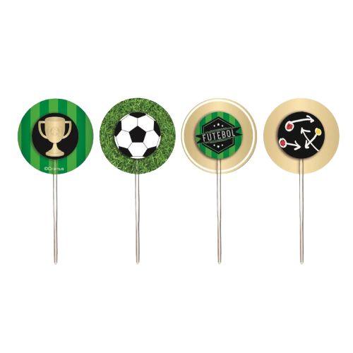 Pick para Cupcake Futebol