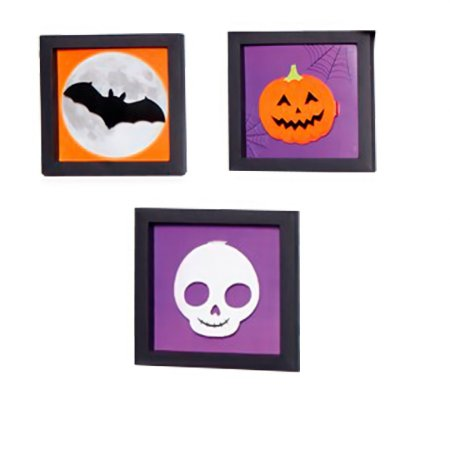 Quadro Moldura Halloween