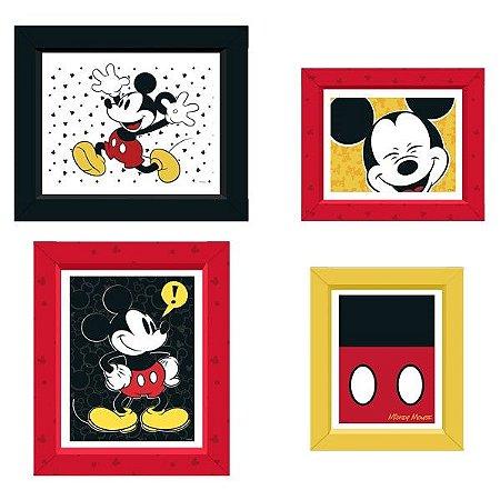 Quadrinho Decorativo Mickey