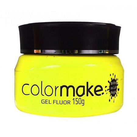 Gel Amarelo 150g ColorMake
