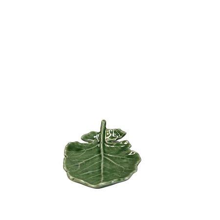 Prato Folha Verde Tam G Tropical com 1 Unidade